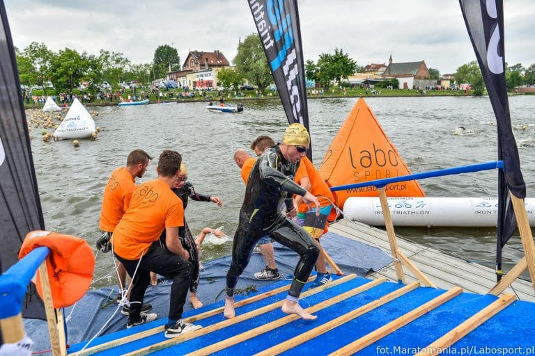 Garmin Iron Triathlon Elbląg