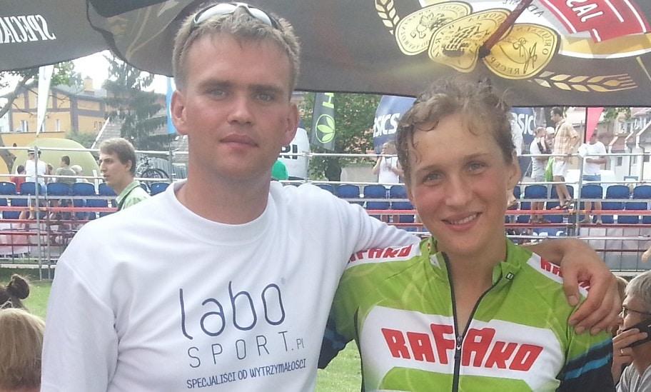 Garmin Iron Triathlon - Ewa Bugdol i Marcin Florek