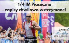 Garmin Iron Triathlon, Piaseczno, triathlon