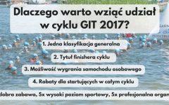 Dlaczego warto wystartować w cyklu Garmin Iron Triathon 2017?