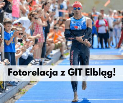 Fotorelacja z Garmin Iron Triathlon Elbląg 2017