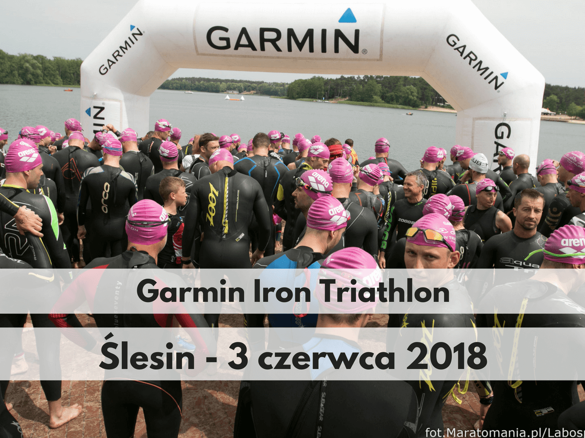 Garmin Iron Triathlon Ślesin - bieg