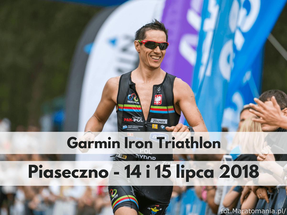 Garmin Iron Triathlon Piaseczno