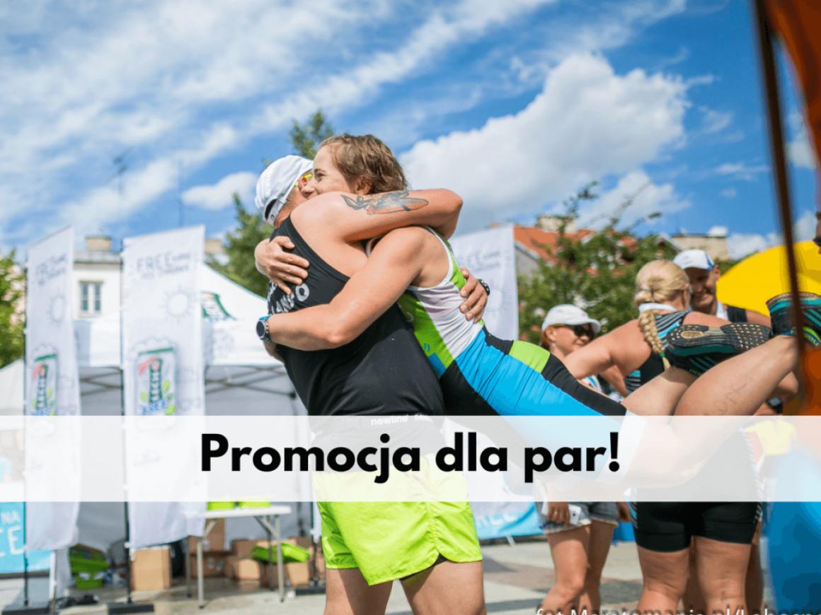 triathlon promocja