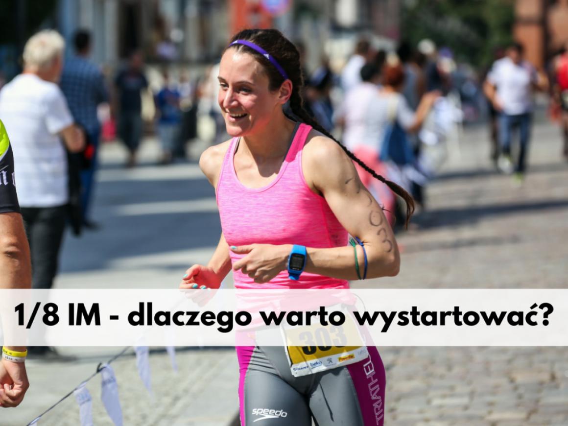 dystanse triathlon