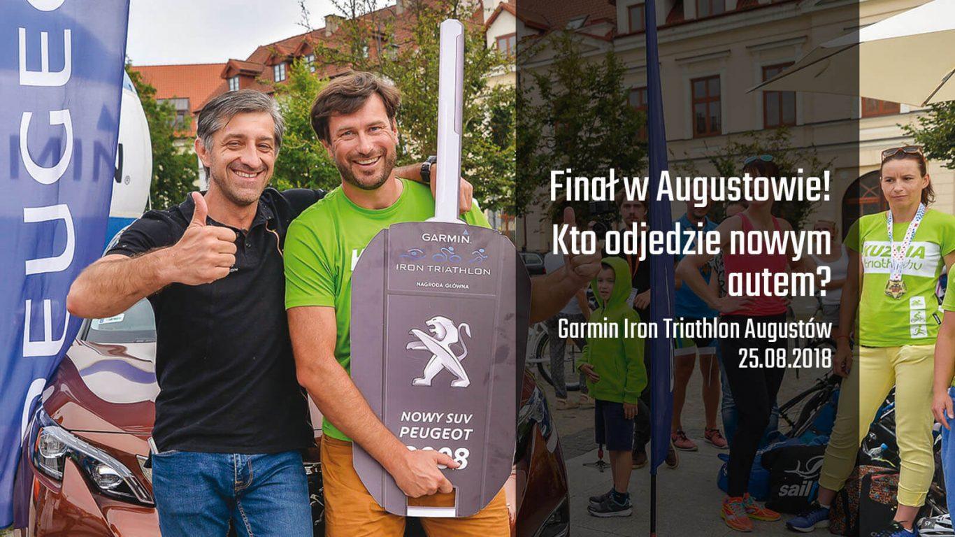 Garmin Iron Triathlon 2018