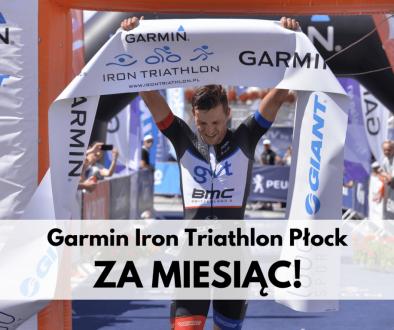 triathlon płock | Garmin Iron Triathlon