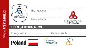 licencje triathlon