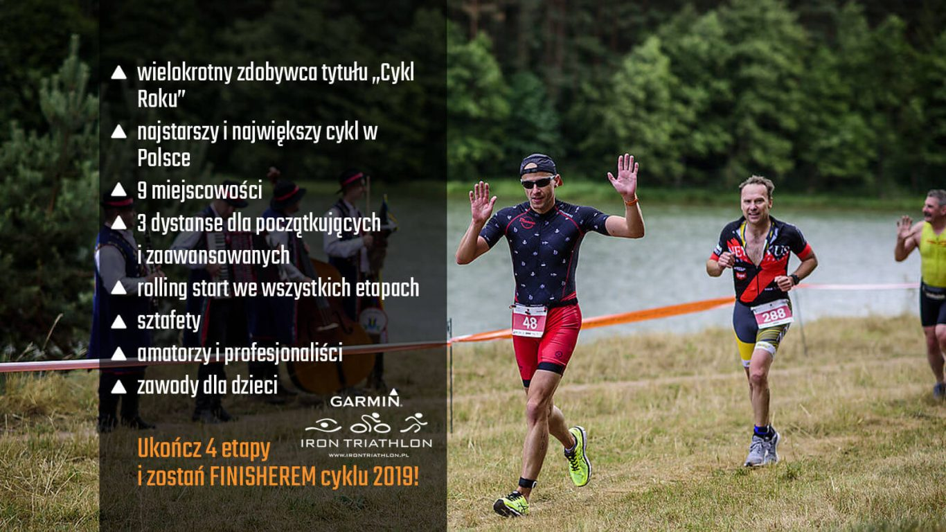 Garmin Iron Triathlon 2019