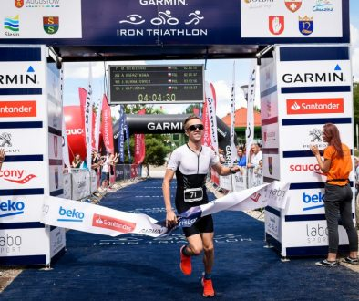 Garmin Iron Triathlon Gołdap 2019