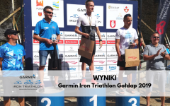 Gołdap 2019 Wyniki Garmin Iron Triathlon