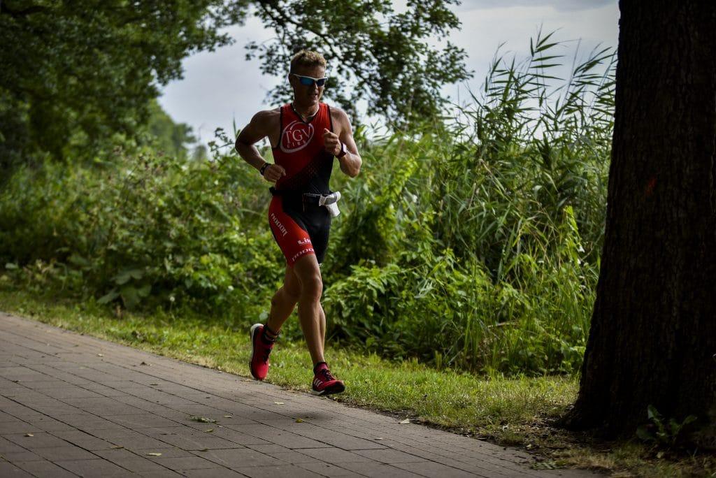 Garmin iron triathlon chodzież 2019