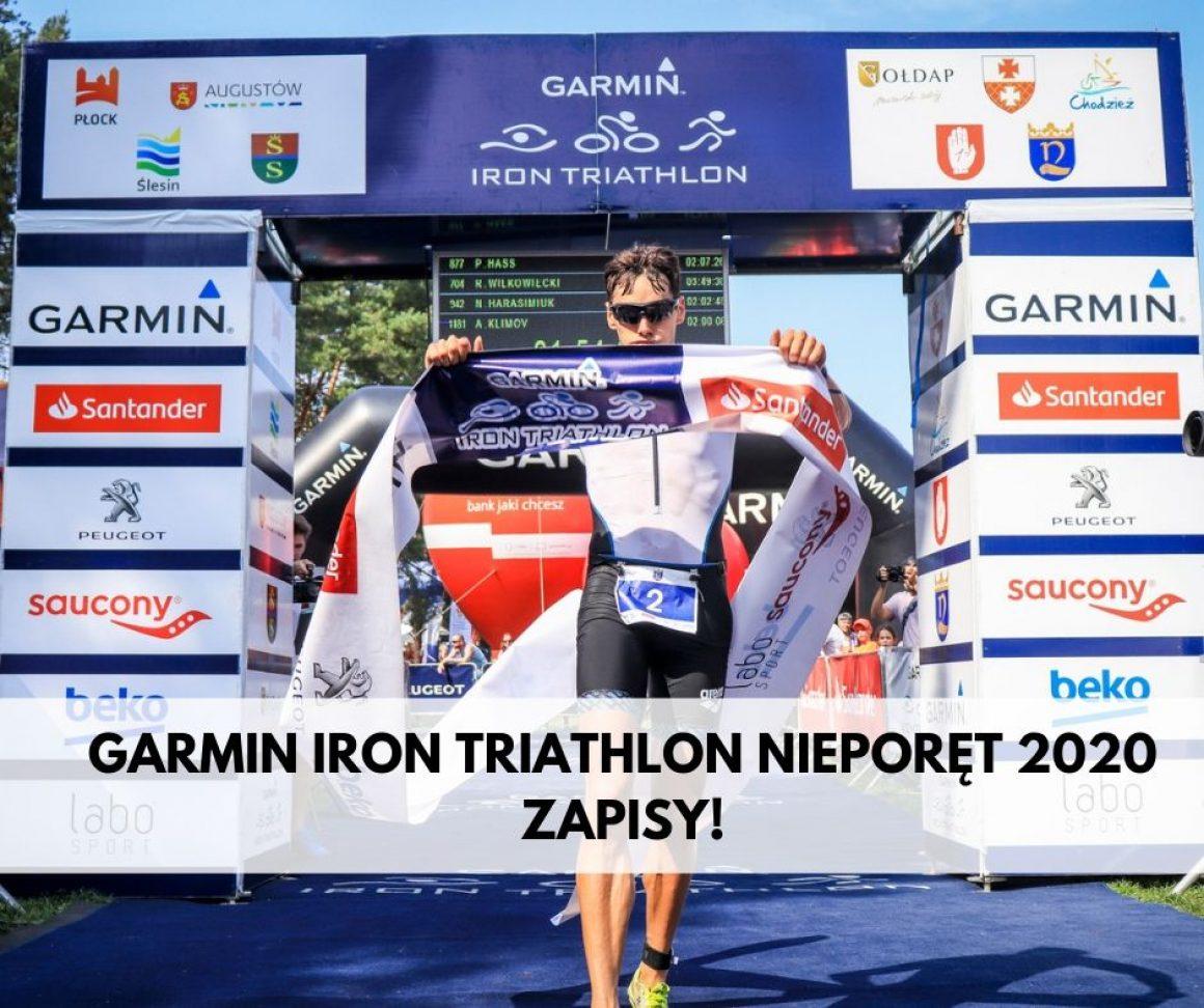 Garmin Iron Triathlon Nieporęt