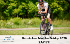 Garmin Iron Triathlon Gołdap 2020, zapisy triahlon