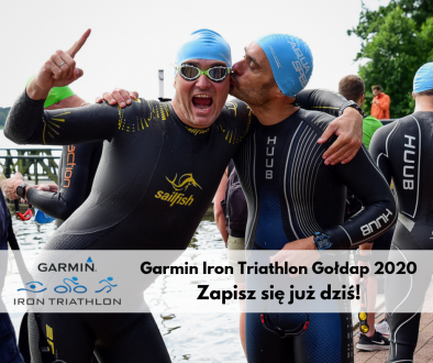 zapisy Garmin iron triathlon Gołdap 2020