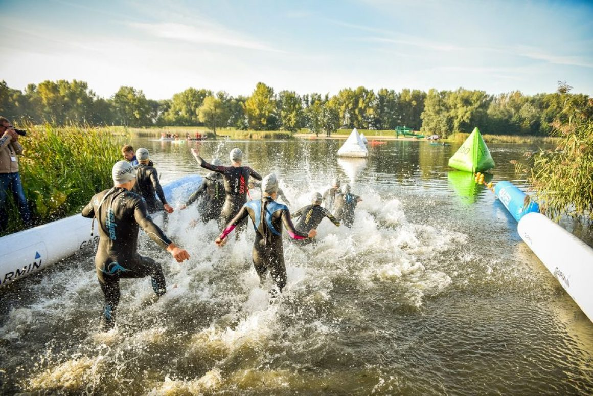 Garmin Iron Triathlon Płock 2020