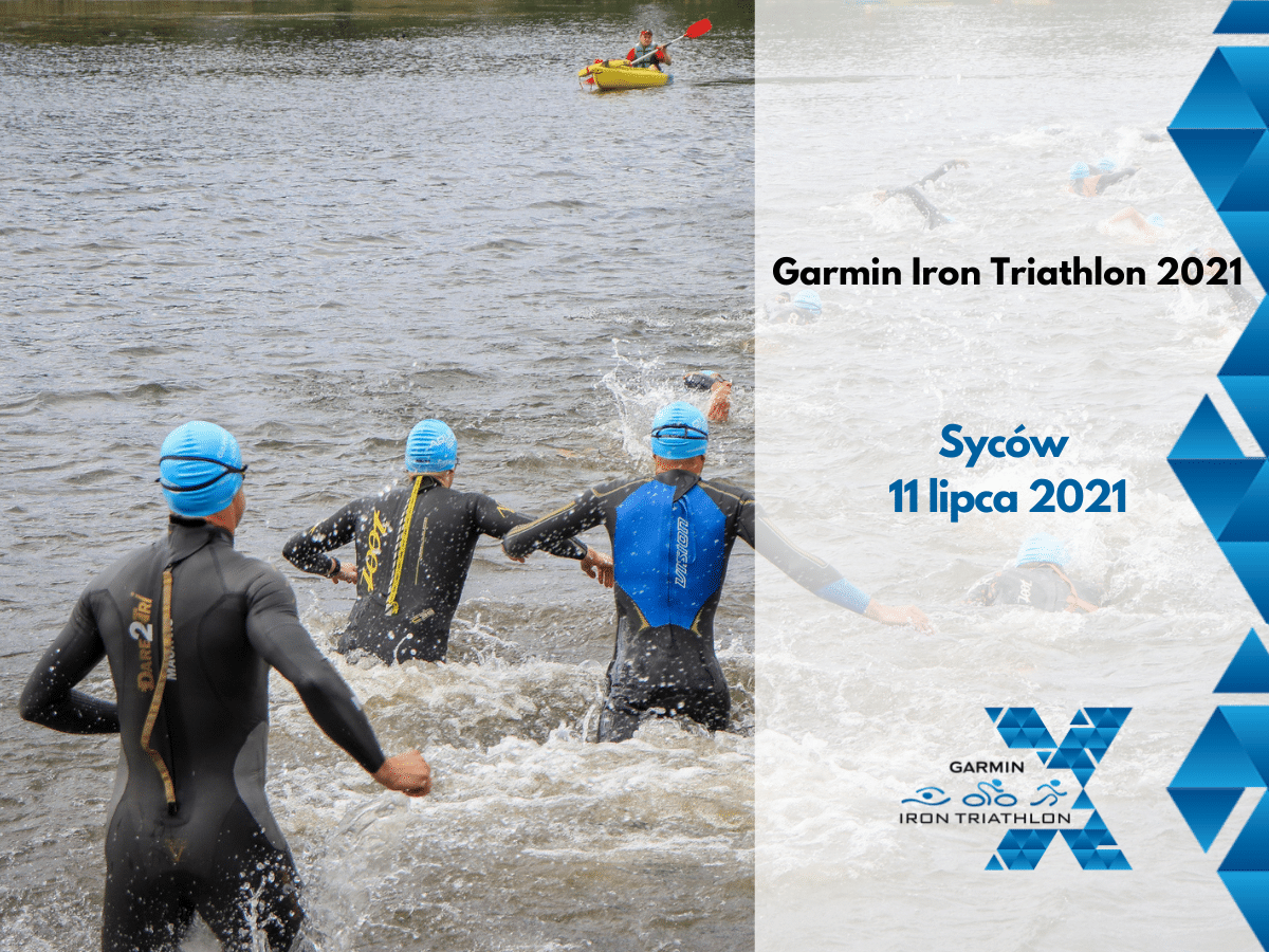 Garmin Iron Triathlon Gołdap