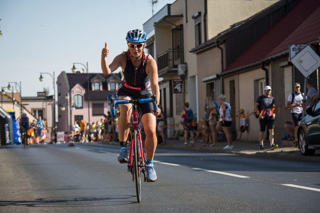 zawody triathlonowe garmin iron triathlon 2021