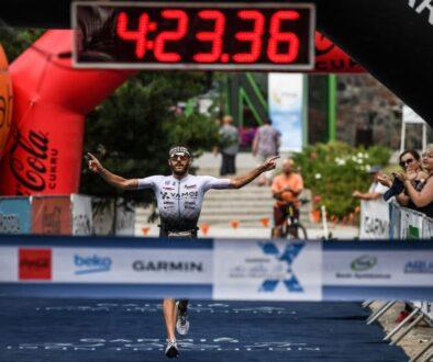 2021.07.25 Garmin Iron Triathlon GołdapFot. Bartłomiej Zborowski