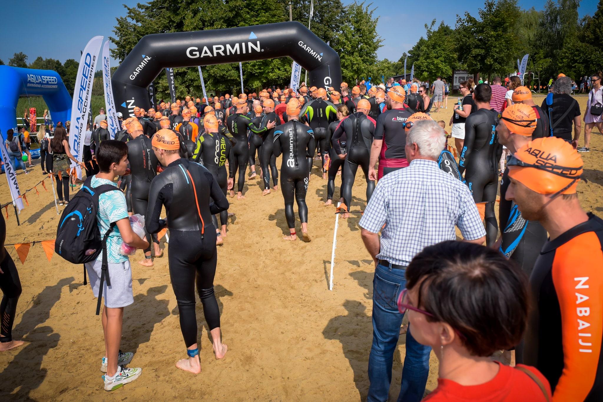 Garmin Iron Triathlon Brodnica